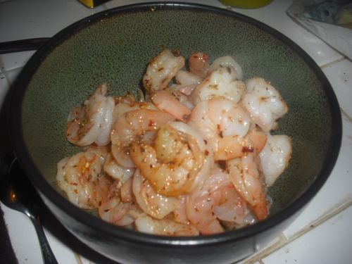 mmmmmmmmm.................shrimps